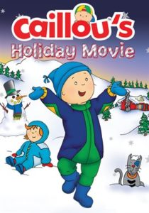Caillou's Holiday Movie Cover
