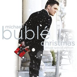 Christmas by Michael Buble CD Cover
