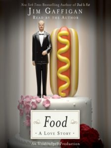Overdrive Audiobook Cover - Food: A Love Story