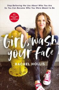 Girl Wash Your Face Book Cover