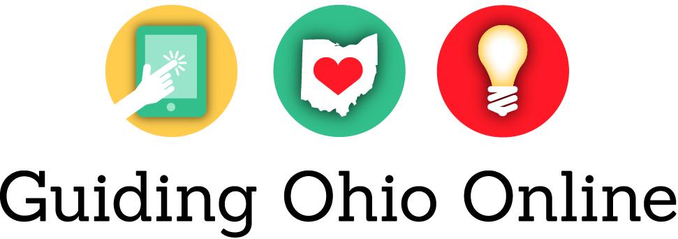 Guiding Ohio Online Logo