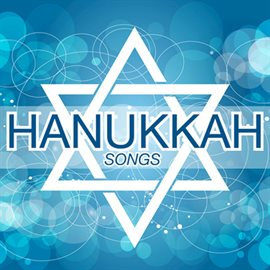 Hanukkah Songs CD Cover