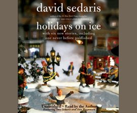 Holidays on Ice Audiobook Cover