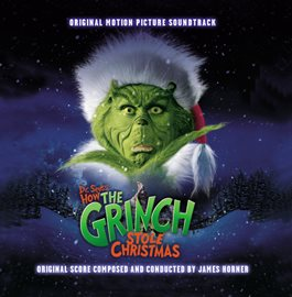 How the Grinch Stole Chirstmas Soundtrack Cover