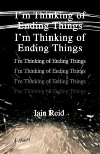 Im Thinking of Ending Things Book Cover
