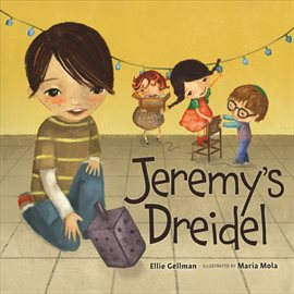 Jeremy's Dreidel Book Cover