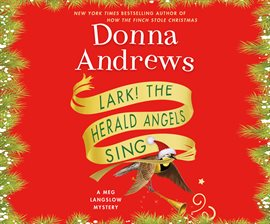 Lark! The Herald Angels Sing Audiobook Cover