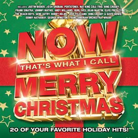 Now That's What I Call a Merry Christmas CD Cover
