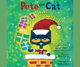 Pete the Cat Save Christmas Audiobook