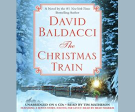 The Christmas Train Audiobook Cover