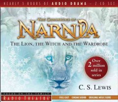 Book on CD Cover - The Lion, the Witch, and the Wardrobe