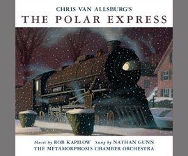 The Polar Express Audiobook Cover