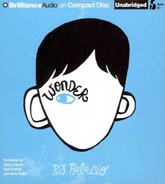 Book on CD Cover - Wonder