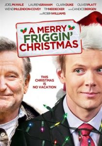 a Merry Friggin Christmas movie cover