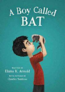 Boy Called Bat Book Cover