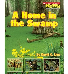 A Home in the Swamp Book Cover