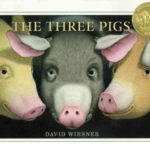 Three Pigs Book Cover