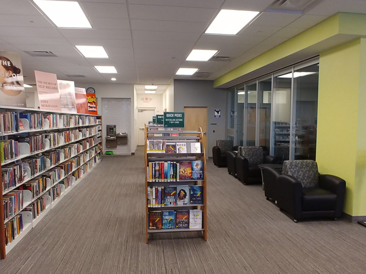 Sycamore Plaza Library Branch Image