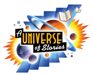 Universe of Stories Logo Image