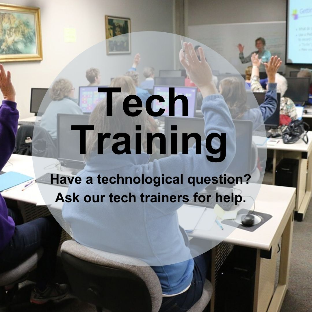 Tech trainers