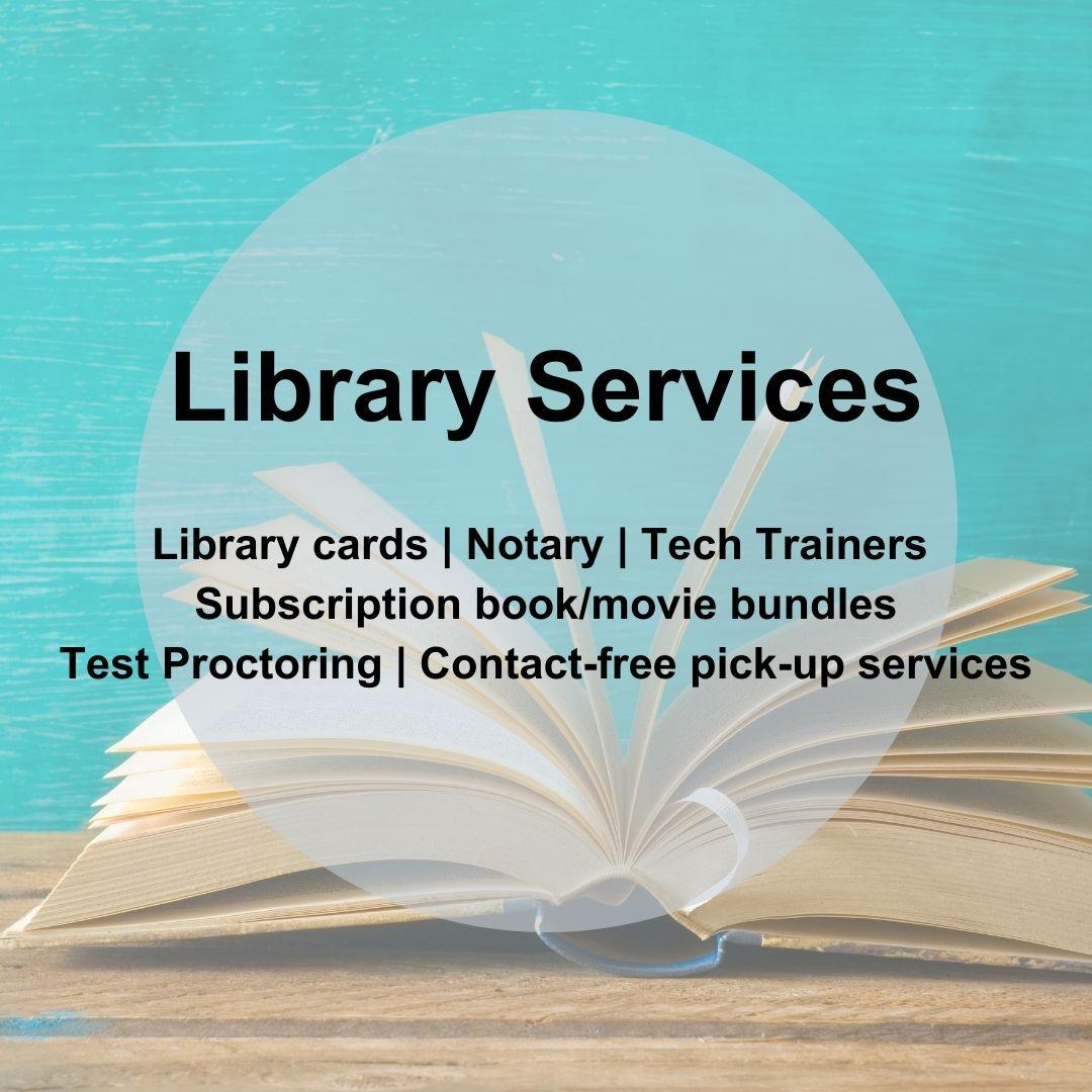 Services at Pickerington Public Library